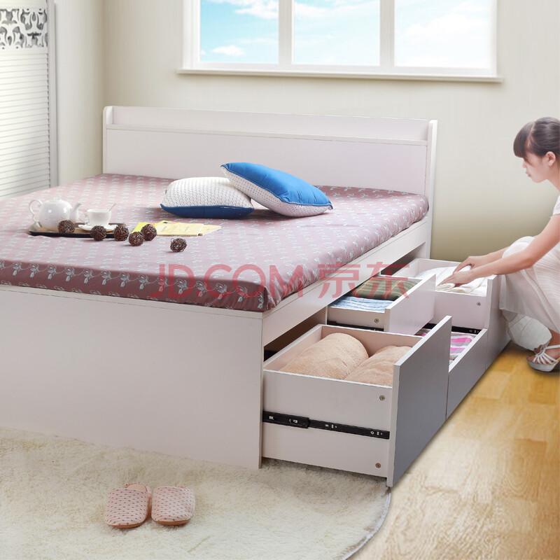 儿童床 储物床图片