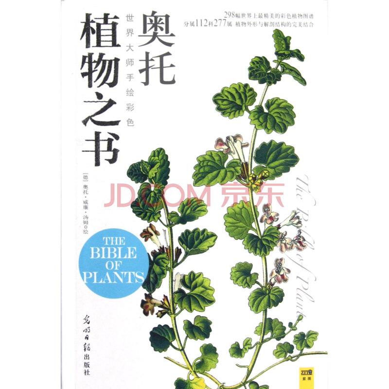 《世界大师手绘彩色植物之书》【摘要