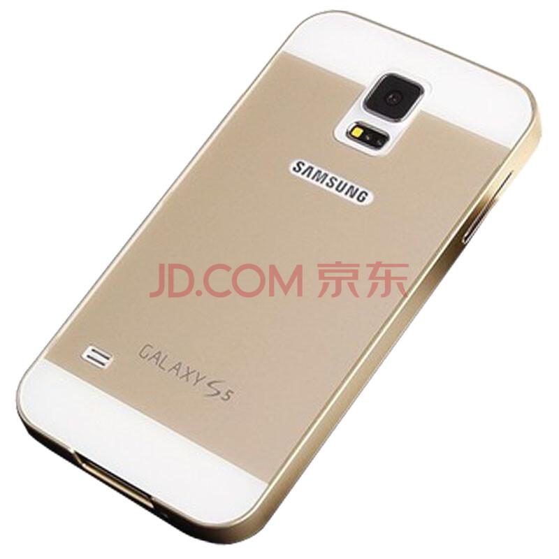 金属边框后盖手机套保护壳手机壳适用于三星