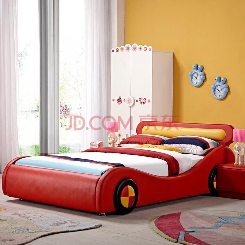 2米小孩床儿童房家具dse0003