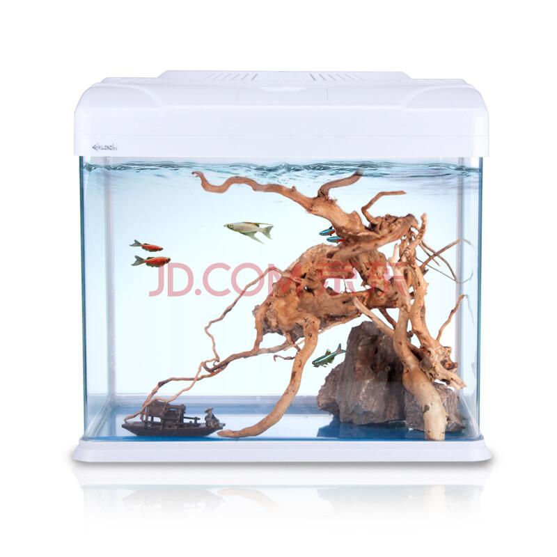 鱼缸水族箱造景装饰木头装饰水草缸树根沉木杜鹃根造景套餐组合 幽暗