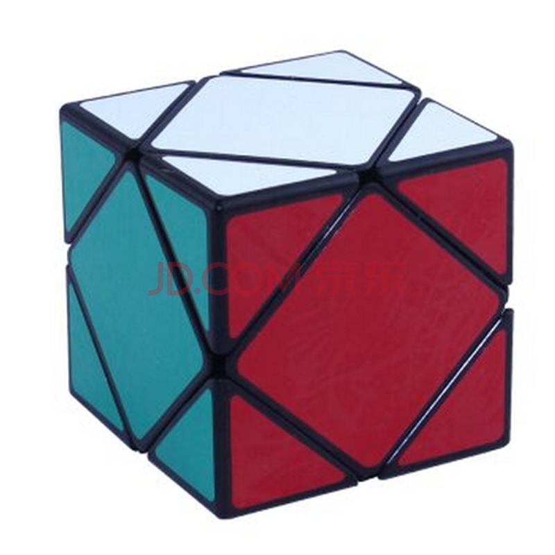 三阶异形益智玩具套装 镜面魔方 金字塔魔方 斜转魔方 sq1魔方 斜转