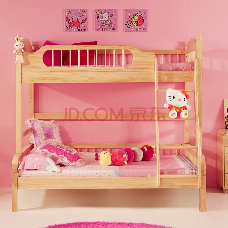 新西兰松儿童家具城堡床