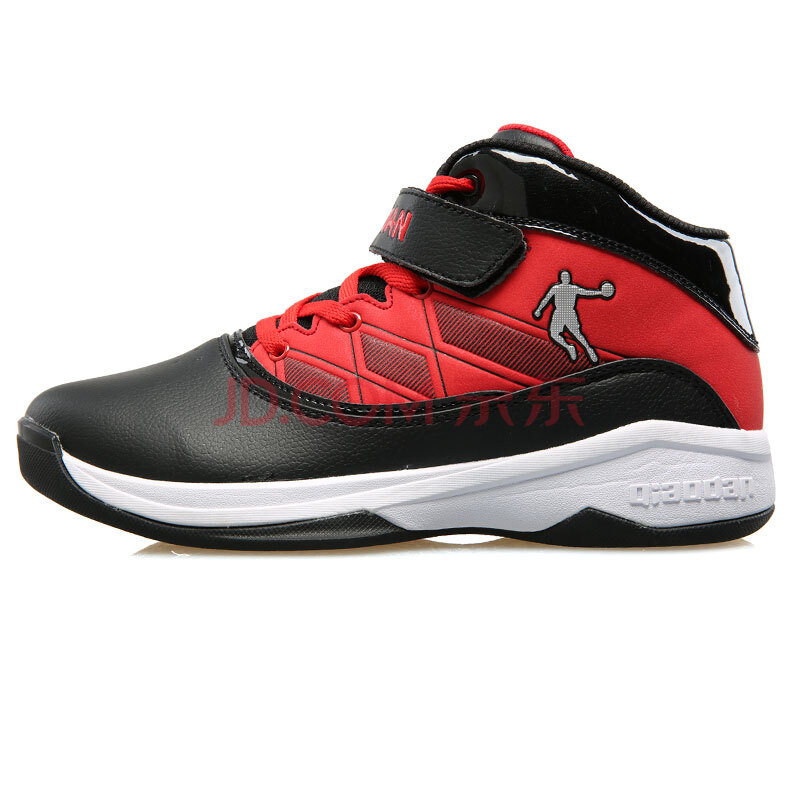 【乔丹】乔丹童鞋男童大童篮球鞋小孩运动鞋儿童鞋子
