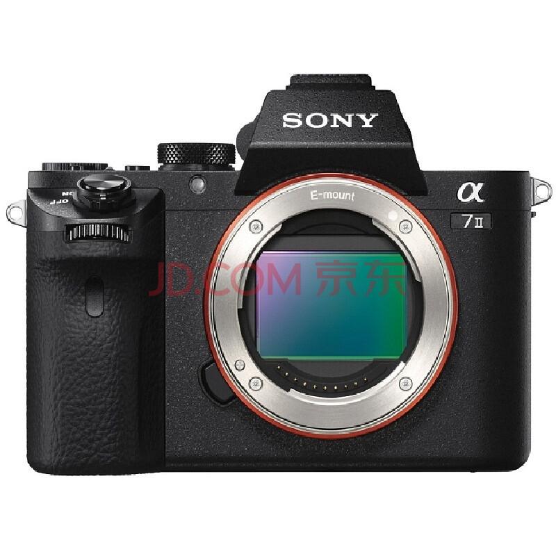 索尼(SONY) ILCE-7M2 全画幅微单机身(2430万有效像素 1080P录像 镁合金机身 wifi直连 α7M2/a7M2Mark II)
