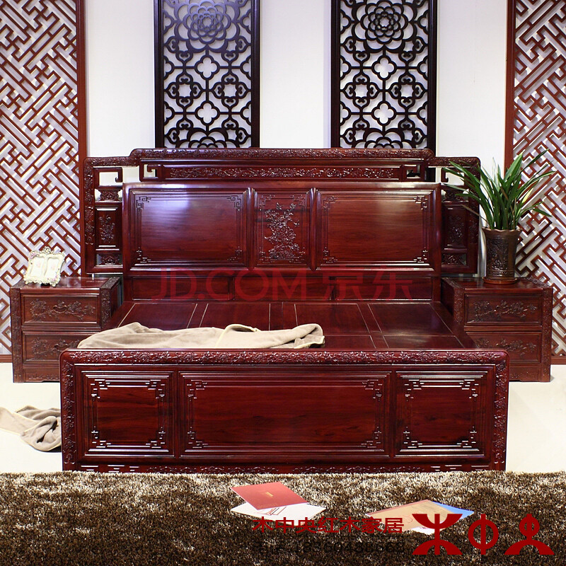 中式家具单个手绘图