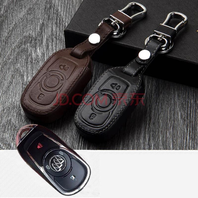 卡奥特 15款昂科威钥匙包 昂克威真皮遥控器保护套 别克昂科威改装