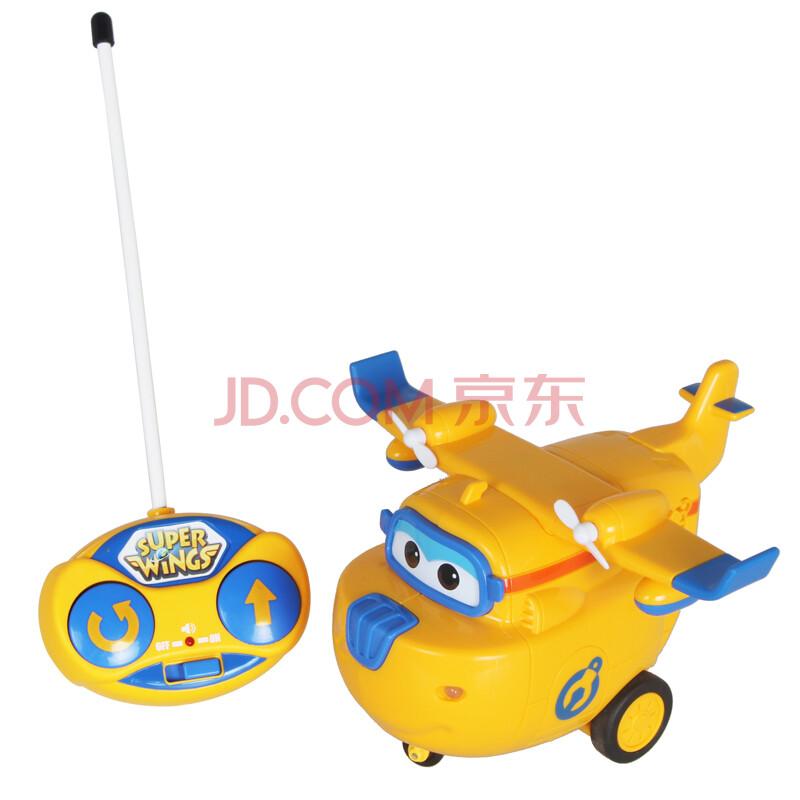 遥控滑行儿童益智玩具 遥控滑行飞机多多710720