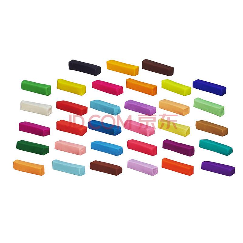 橡皮泥手工制作图片彩虹