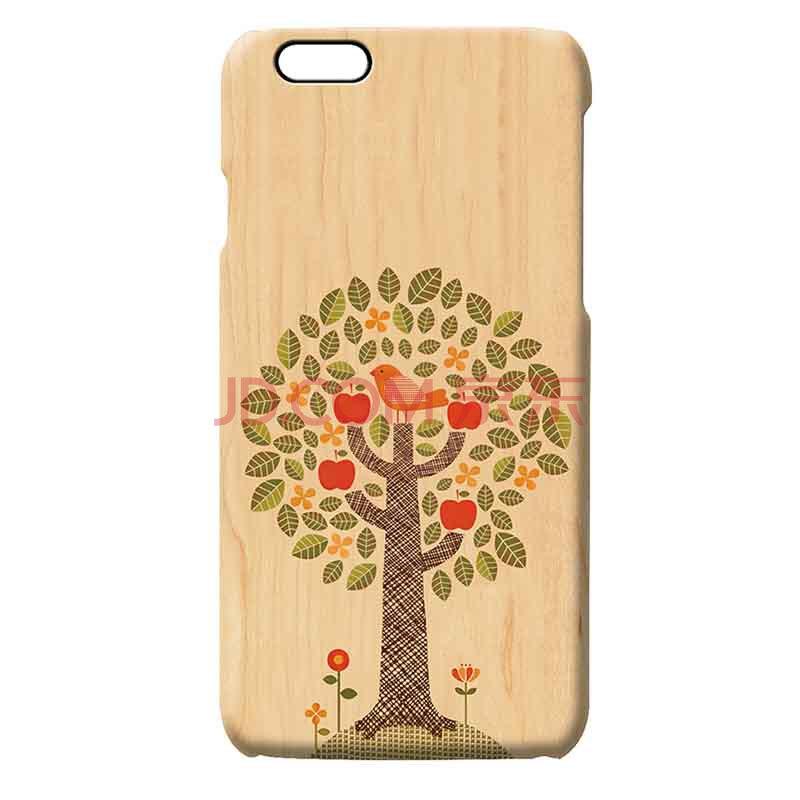 tantugo iphone6手机壳磨砂手机壳艺术保护套适用苹果