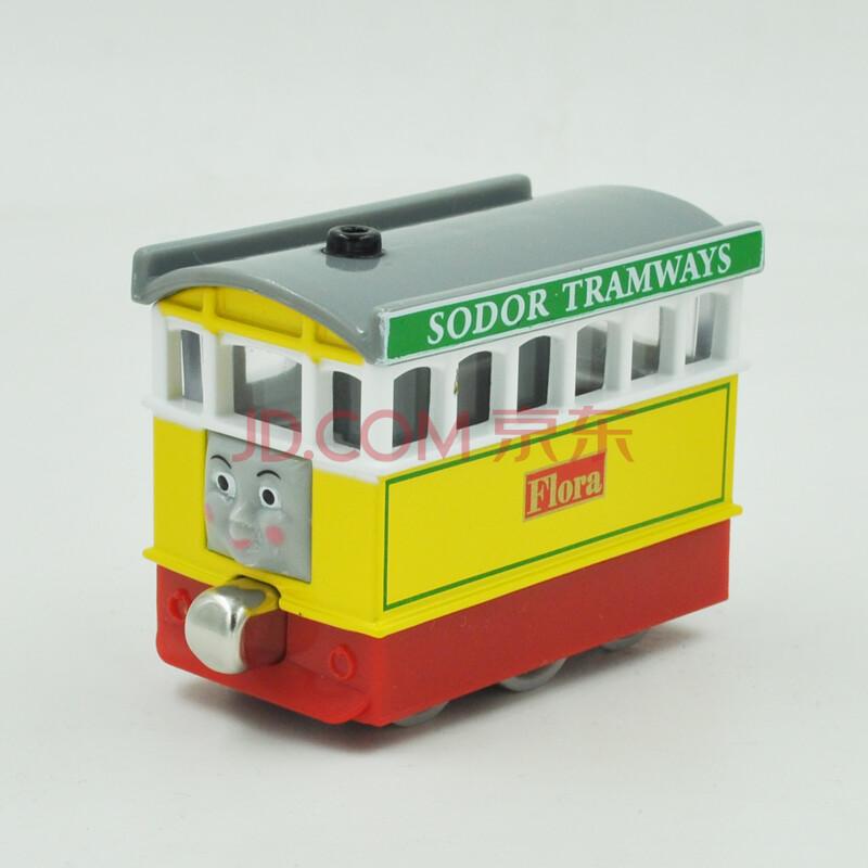托马斯 儿童玩具小火车合金磁性火车车厢 费罗拉