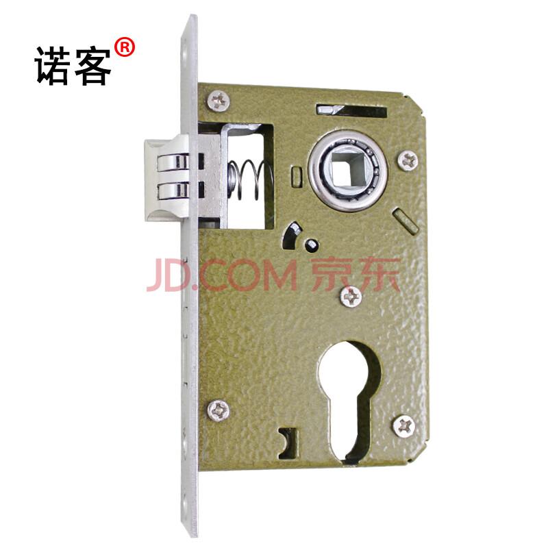 小50锁体5040门锁锁体不锈钢纯铜轴承锁体老式门锁锁芯双舌卫生间单舌