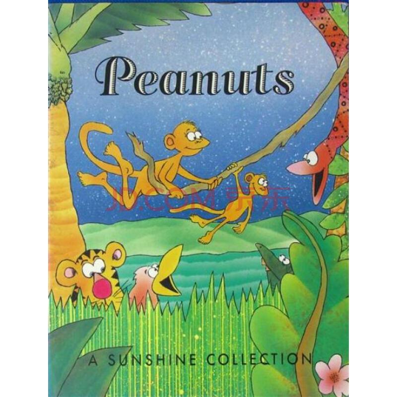 《peanuts花生原版进口外文儿童绘本》【摘要图片