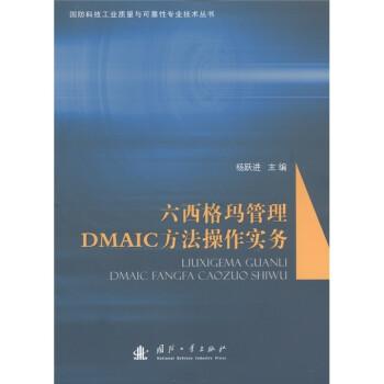 六西格玛管理DMAIC方法操作实务 电子书下载
