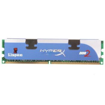 金士顿(Kingston)HyperX DDR2 1066 2G(单条2G)台式机内存KHX8500D2/2G