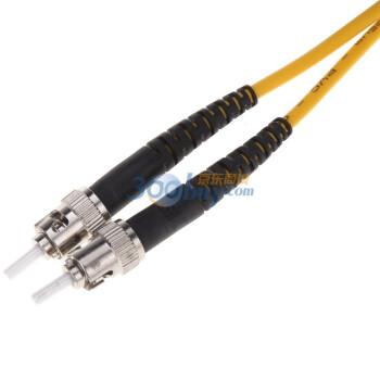 胜为(shengwei)FSC-105 ST-ST单模单芯电信级光纤跳线 3米