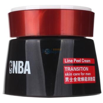 NBA男士全效换能润肤霜50ml