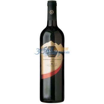 正品智利卡沙娜凯耶红葡萄酒750ml,69元包邮