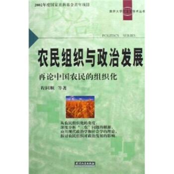 农民组织与政治发展:再论中国农民的组织化 电子书