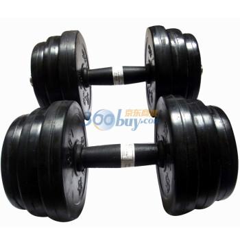 奥勇得运动器材包胶哑铃20公斤 (单只10kg) ¥189,凑单¥199-40,免运费