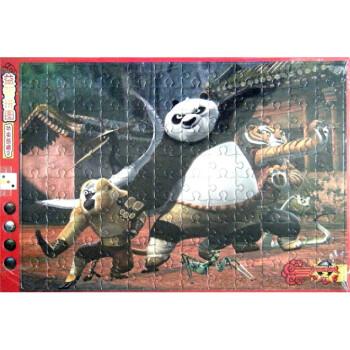 功夫熊猫2:益智拼图 [7-14岁] 电子版下载
