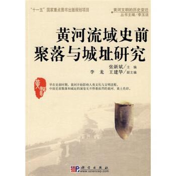 黄河文明的历史变迁:黄河流域史前聚落与城址研究 PDF电子版