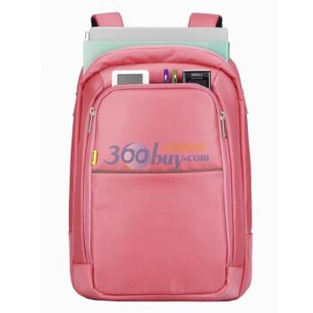 行货sumdex森泰斯时尚粉红15寸电脑背包PON-457PK,  129元包邮