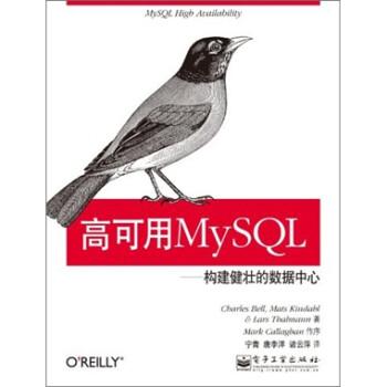 O'Reilly 高可用MySQL:构建健壮的数据中心 在线阅读