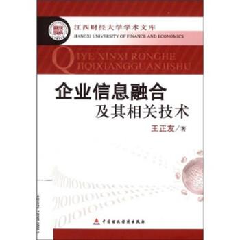 企业信息融合及其相关技术 电子版
