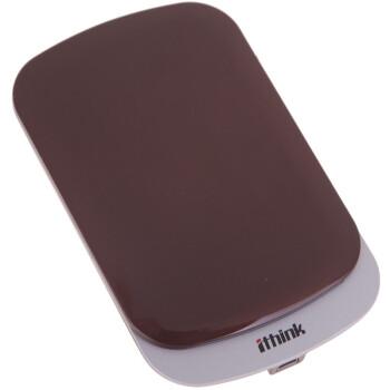 埃森客(ithink)2.5英寸移动硬盘B52系列500G(咖啡色)
