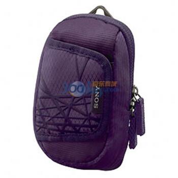 索尼(SONY) 软便携相机包(紫色)