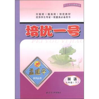 孟建平系列丛书·培优一号:英语 电子书