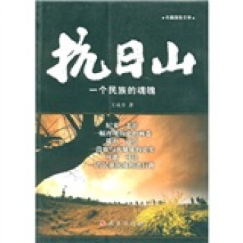 抗日山:一个民族的魂魄 电子书