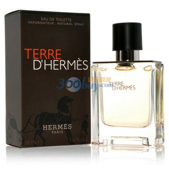 再特价:Hermes 爱马仕 大地 男士香水 50ml