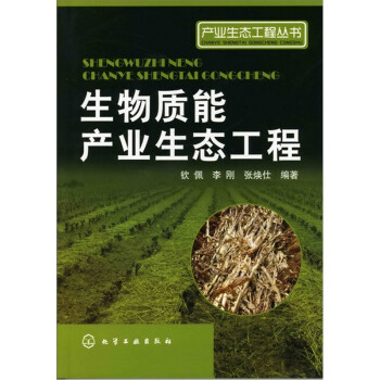 生物质能产业生态工程 PDF版下载
