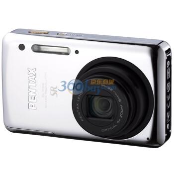PENTAX 宾得 Optio S1 数码相机(光学防抖、5x光变、28mm广角)