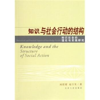 知识与社会行动的结构:知识社会的理论与实践研究 电子书下载
