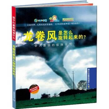 龙卷风是怎么旋转起来的?:令人震惊的极端天气 [3-10岁] PDF版下载