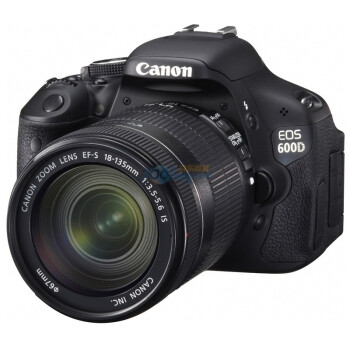 Canon 佳能 EOS 600D 数码单反套机(含EF-S 18-135mm)
