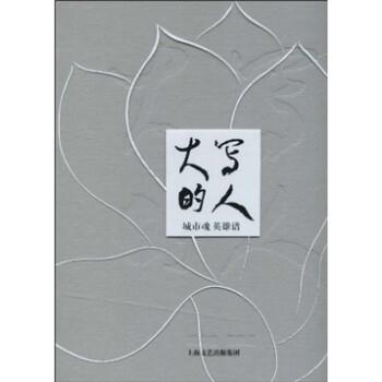大写的人:城市魂·英雄谱 电子书下载