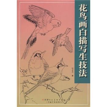 花鸟画白描写生技法