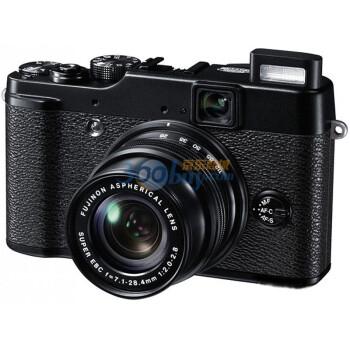 再特价:FUJIFILM 富士 FinePix X10 数码相机(旁轴、复古机身)