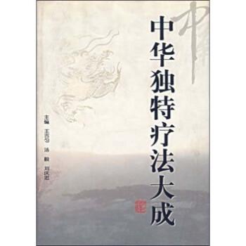 中华独特疗法大成 PDF电子版