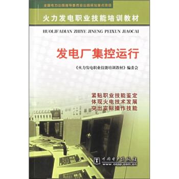 火力发电职业技能培训教材:发电厂集控运行 试读