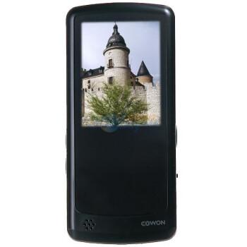爱欧迪(IAUDIO)I9 8G MP3播放器(黑色)