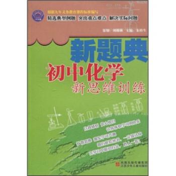 新题典:初中化学新思维训练 电子书