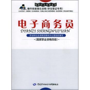 电子商务员 PDF版