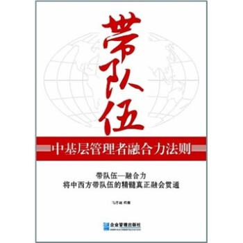 带队伍:中基层管理者融合力法则 电子书下载
