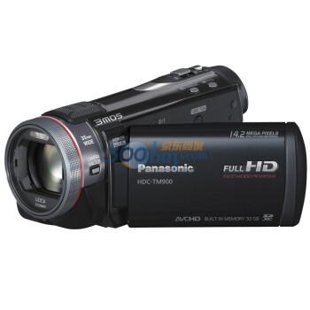 松下(Panasonic) HDC-TM900GK数码摄相机 黑色