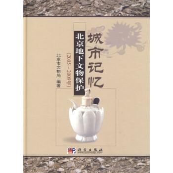 城市记忆:北京地下文物保护 PDF版下载